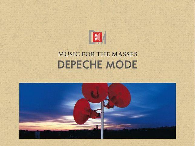 """√ I dischi fondamentali del rock: """"Music for the Masses """" dei Depeche Mode"""