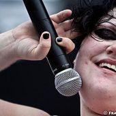6 Luglio 2010 - Heineken Jammin' Festival - Parco San Giuliano - Mestre (Ve) - Gossip in concerto