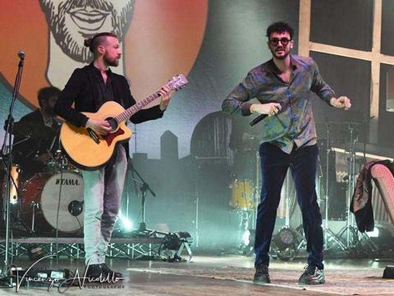 6 marzo 2019 - Teatro Colosseo - Torino - Carl Brave in concerto