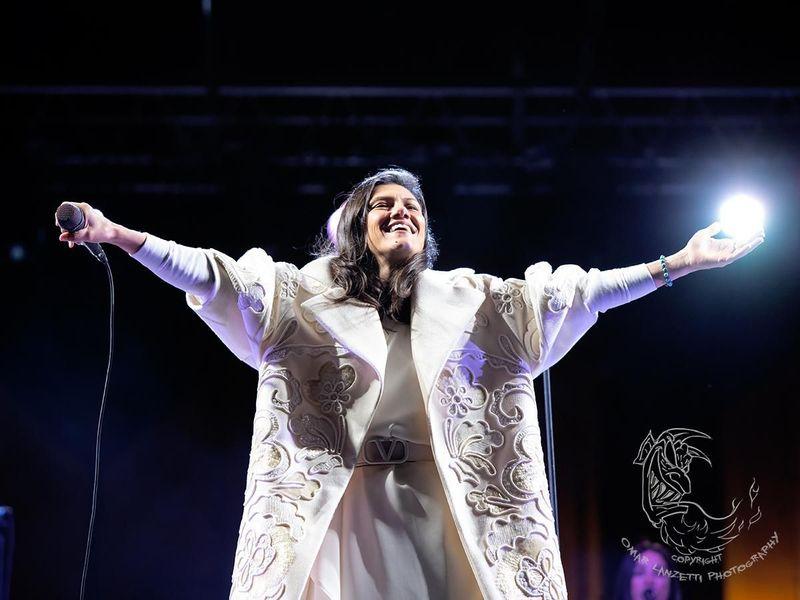 25 settembre 2020 - Anima Festival - Piazza Castello - Fossano (Cn) - Elisa in concerto