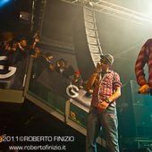 4 Dicembre 2011 - Magazzini Generali - Milano - Gue Pequeno in concerto