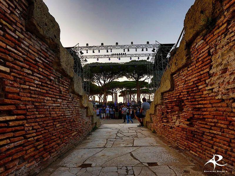 19 luglio 2018 - Teatro Romano - Ostia (Rm) - Myles Kennedy in concerto