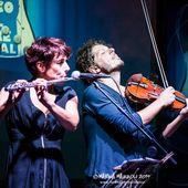 20 agosto 2014 - Palco sul Mare - Arenzano (Ge) - Gnu Quartet in concerto