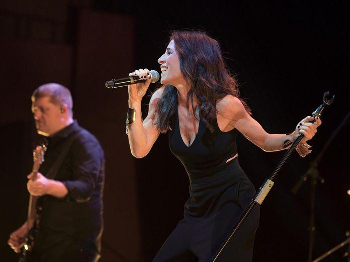 Paola Turci si sente 'Viva da morire' e ha voglia di cantarlo