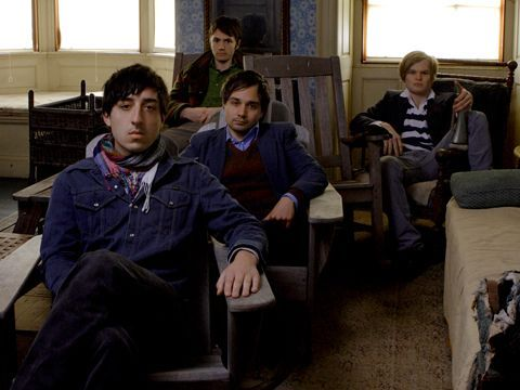 Grizzly Bear: al via le registrazioni del nuovo album in Texas