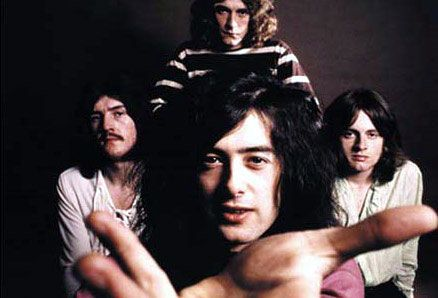 Led Zeppelin were an English rock band. Formed in 1968 in London, the group consisted of guitarist Jimmy Page, singer Robert Plant, drummer John Bonham and bassist John Paul Jones.