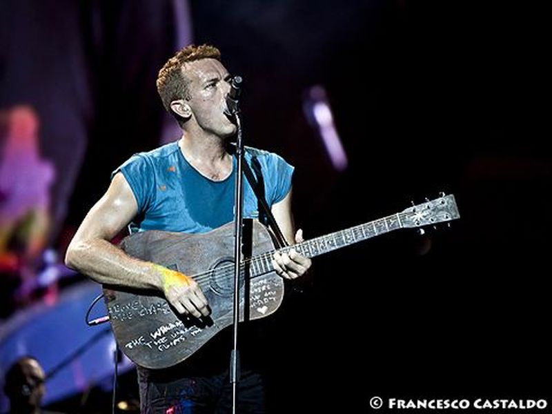 24 maggio 2012 - Stadio Olimpico - Torino - Coldplay in concerto