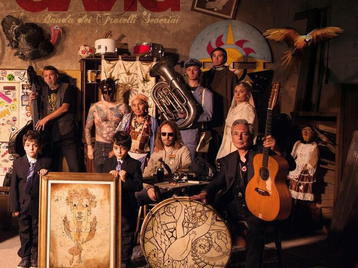 """Gang: lanciato il crowdfunding per l'album di cover """"Calibro 77"""""""