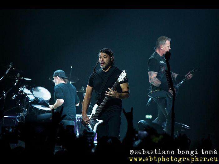 Metallica: guarda l'omaggio in concerto a Europe e ABBA - VIDEO