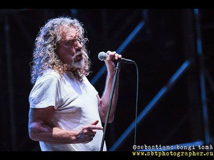 Robert Plant e Alison Krauss hanno pubblicato un inedito