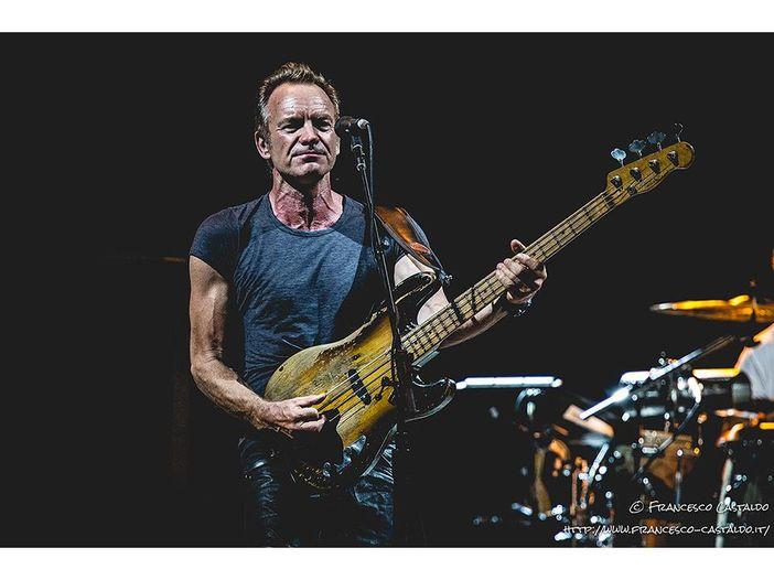 Sting: il nuovo album è ispirato da David Bowie, Prince, New York e i cambiamenti climatici