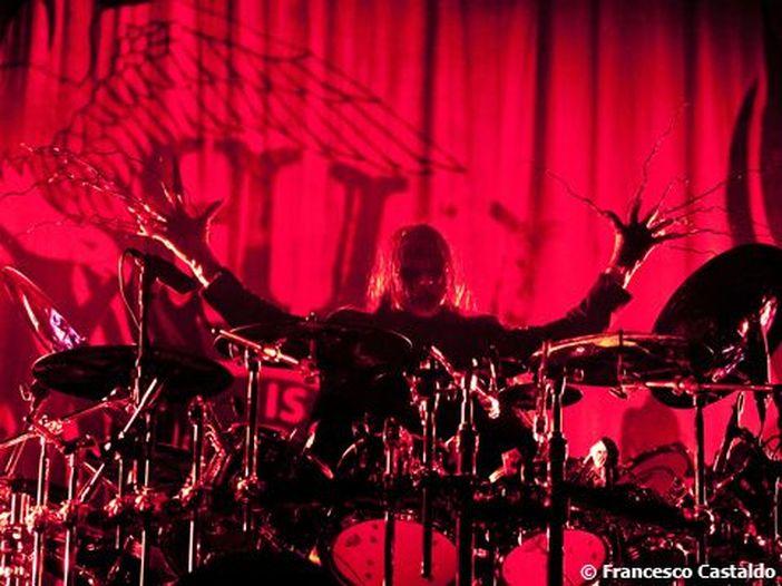 È morto Joey Jordison, co-fondatore ed ex batterista degli Slipknot