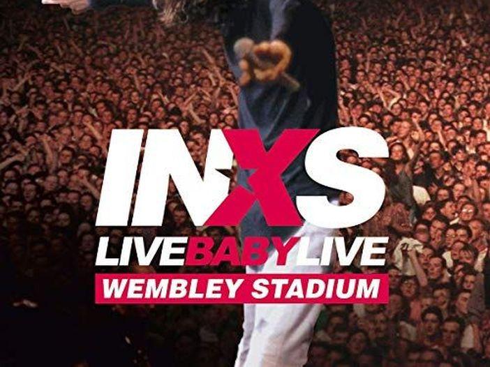 INXS, a giugno torna sul mercato il film concerto 'Live Baby Live'