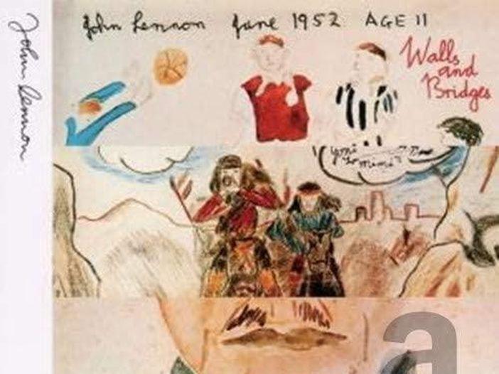 "John Lennon, tutti gli album: ""Walls and bridges"""