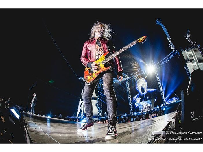 Metallica, Kirk Hammett: 'In isolamento sto lavorando a nuovi riff'