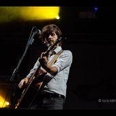 5 luglio 2017 - Sherwood Festival - Parcheggio Stadio Euganeo - Padova - Dente in concerto