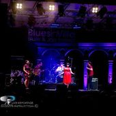 6 luglio 2013 - Blues in Villa - Parco di Villa Varda - Brugnera (Pn) - Derriere in concerto