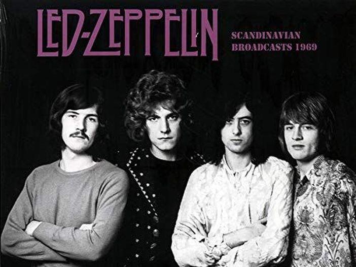 """Quello di """"Whole lotta love"""" dei Led Zeppelin è stato eletto come il migliore riff di sempre"""