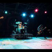 7 luglio 2017 - Parco della Musica - Padova - Wolfmother in concerto