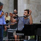 21 giugno 2013 - Musicultura - Arena Sferisterio - Macerata - Renzo Rubino in concerto