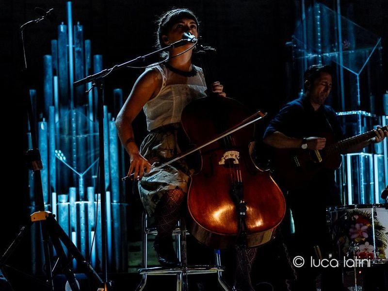21 luglio 2016 - Sexto 'Nplugged - Piazza Castello - Sesto al Reghena (Pn) - Lumineers in concerto