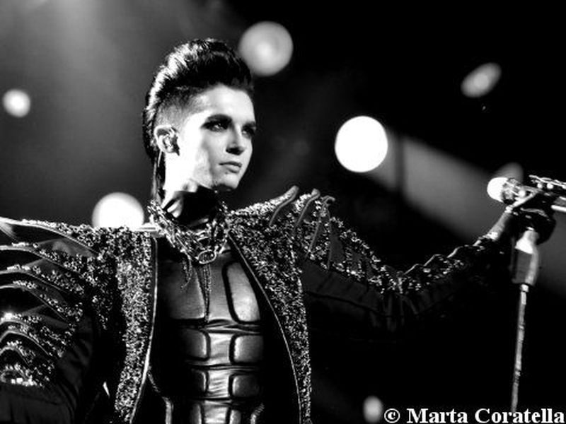 11 Aprile 2010 - PalaLottomatica - Roma - Tokio Hotel in concerto