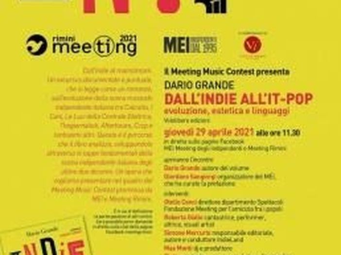 Incontro con Dario Grande, autore di 'Dall'indie all'It-Pop'