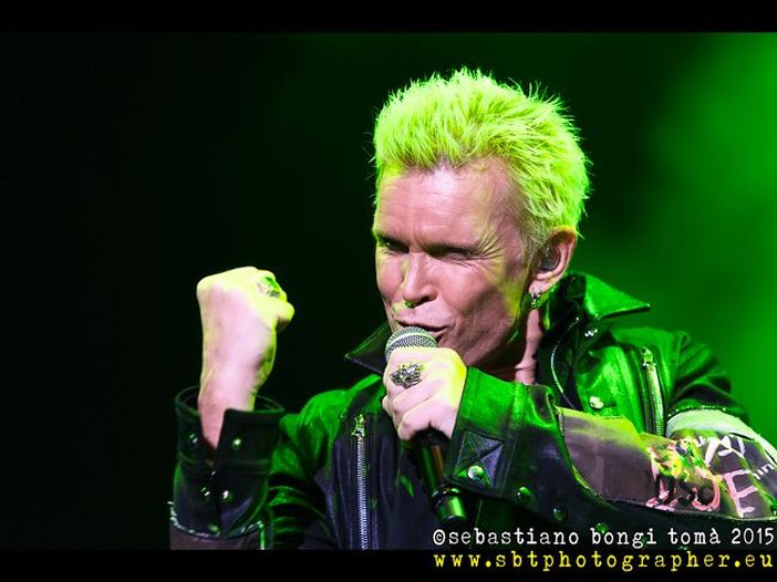 L'urlo ribelle di Billy Idol