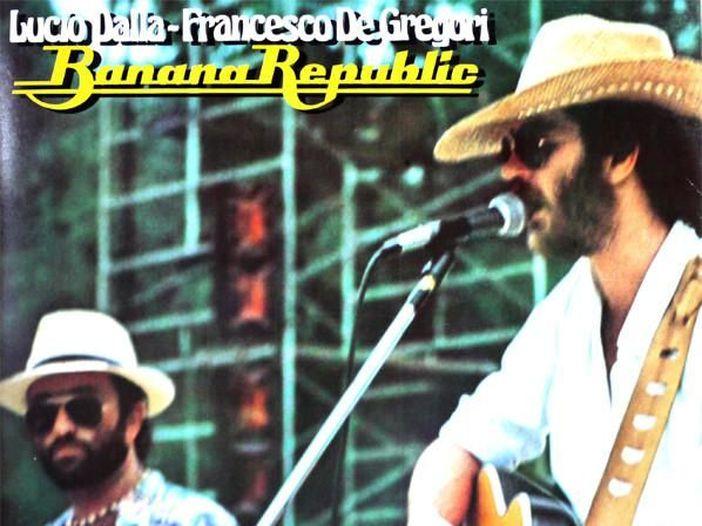 "Vinyl ID: ""Banana Republic"", Lucio Dalla / Francesco De Gregori"