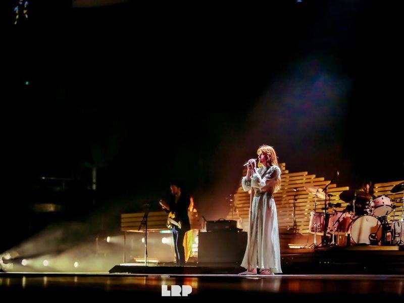 17 marzo 2019 - Unipol Arena - Casalecchio di Reno (Bo) - Florence and the Machine in concerto