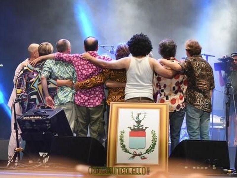29 giugno 2018 - Collisioni Festival - Piazza Colbert - Barolo (Cn) - Elio e le Storie Tese in concerto
