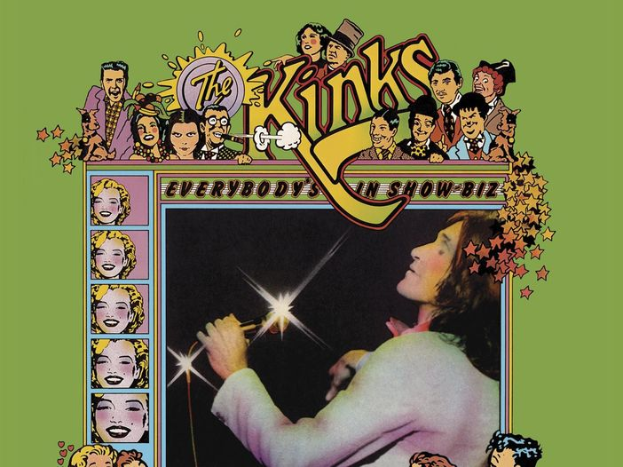 "Kinks, esce l'extended version di ""Everybody's in show-biz"" del 1972"
