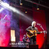 6 dicembre 2014 - Targhe Tenco 2014 - Teatro Ariston - Sanremo (Im) - Loris Vescovo in concerto