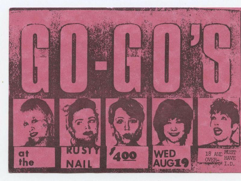 Il ritorno delle Go-Go's