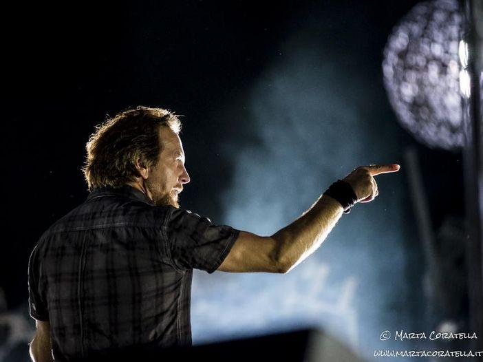 Concerti memorabili: Pearl Jam, Milano 22 giugno 2018