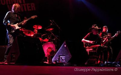27 Febbraio 2012 - Teatro Politeama Rossetti - Trieste - Johnny Winter in concerto