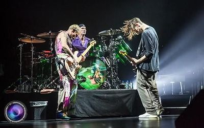 11 ottobre 2016 - PalaAlpitour - Torino - Red Hot Chili Peppers in concerto