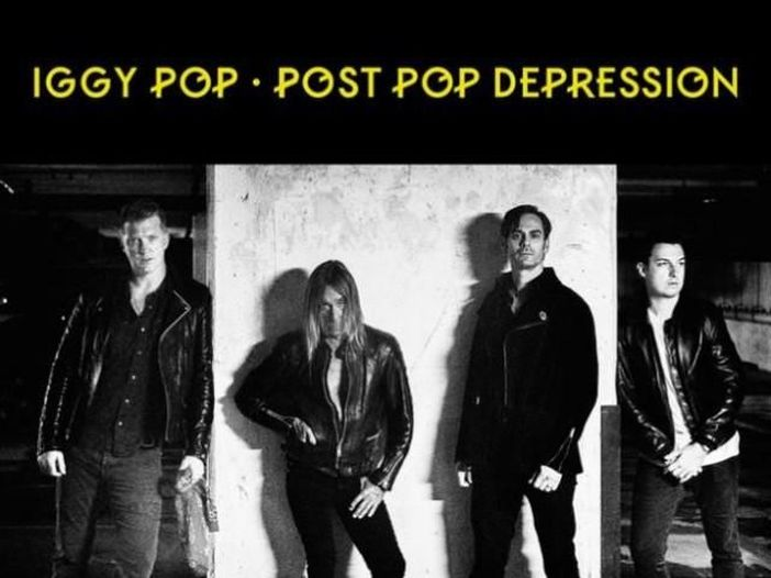 """Iggy Pop - la recensione di """"Post pop depression"""""""