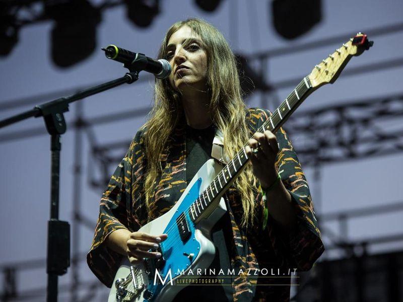 16 luglio 2016 - Goa Boa Festival - Arena del Mare - Genova - Joan Thiele