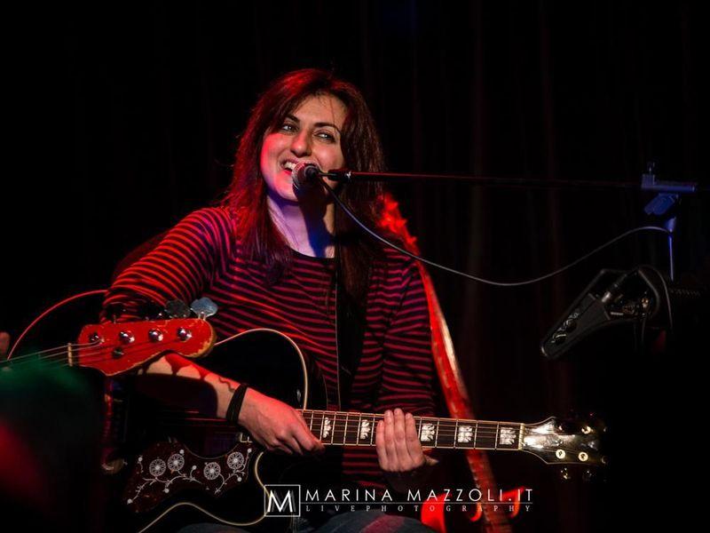 15 aprile 2016 - Bloser - Genova - Sabrina Napoleone in concerto