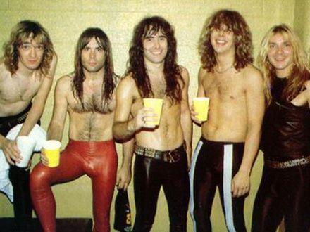 Iron Maiden: a marzo arriva il dvd 'Maiden England 88'
