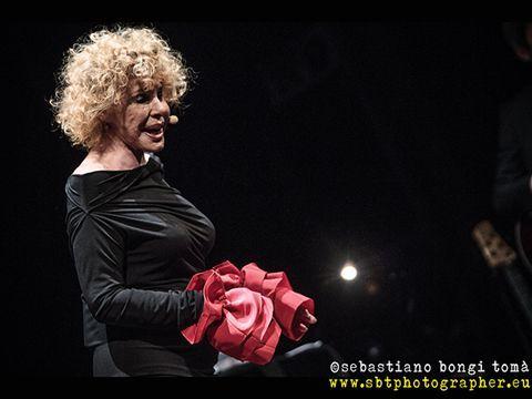 7 marzo 2014 - Teatro Civico - La Spezia - Ornella Vanoni in concerto