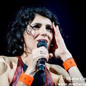 17 maggio 2014 - PalaLottomatica - Roma - Giorgia in concerto