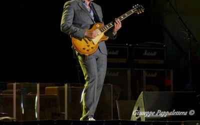 14 luglio 2016 - Anfiteatro Camerini - Piazzola sul Brenta (Pd) - Joe Bonamassa in concerto