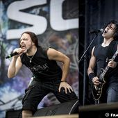 8 giugno 2013 - Sonisphere Festival - Arena Concerti - Rho (Mi) - Amphitrium in concerto