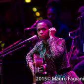 13 luglio 2015 - Auditorium Parco della Musica - Roma - Lauryn Hill in concerto