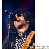 18 luglio 2018 - Lucca Summer Festival - Lenny Kravitz in concerto