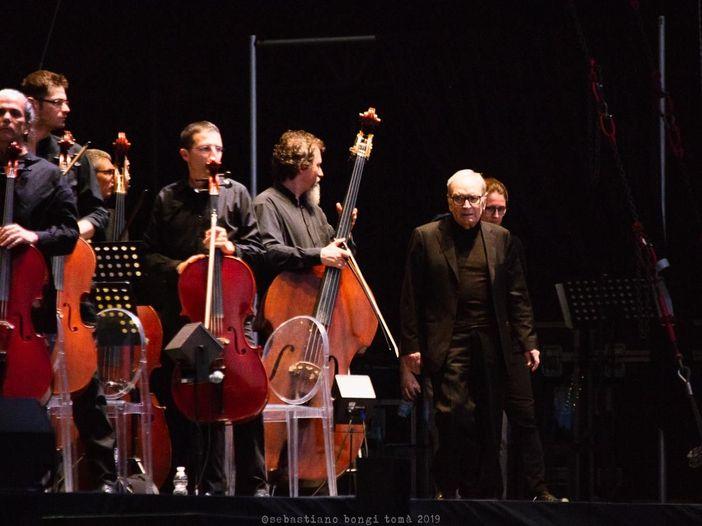 Ennio Morricone torna a dirigere per un concerto in Vaticano: 'Non potevo dire no'