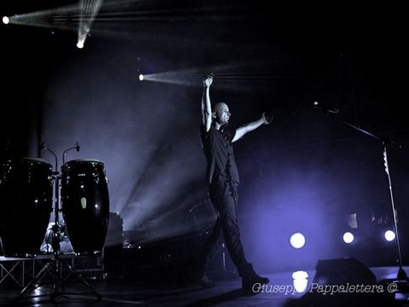 9 Luglio 2011 - Fiera della Musica - Area PalaVerde - Azzano Decimo (Pn) - Moby in concerto