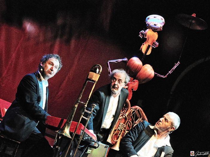 Banda Osiris con orchestra